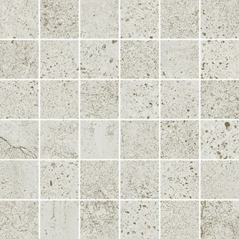 Newstone White Mosaic Matt...