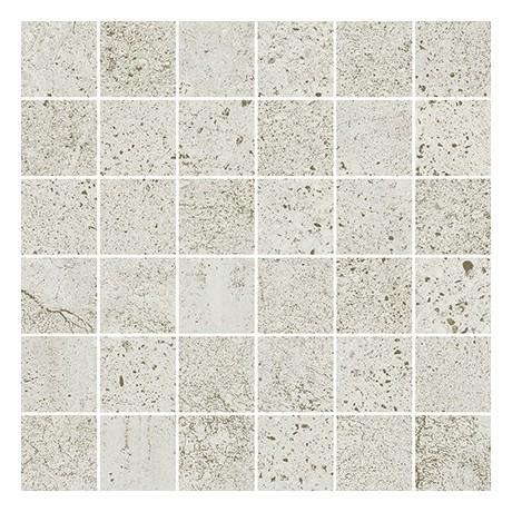 Newstone White Mosaic Matt  29,8x29,8 GAT.I