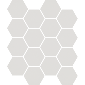Uniwersalna Mozaika Prasowana Grys Paradyż Hexagon 22x25.5 GAT.I