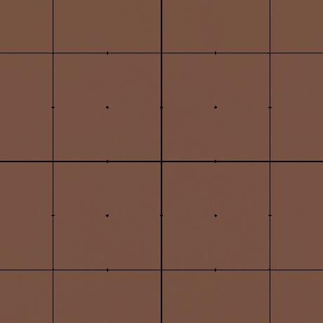 Modernizm Brown Mozaika Cięta K.4,8X4,8 29.8x29.8GAT.I
