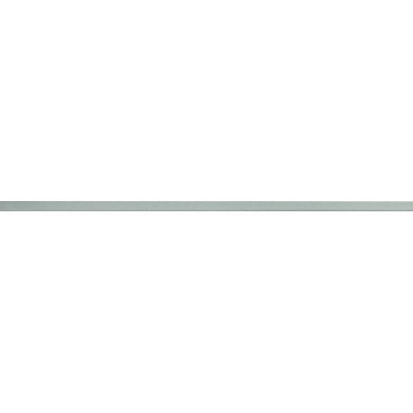 Listwa INOX błyszcząca 1.5x60 GAT.I