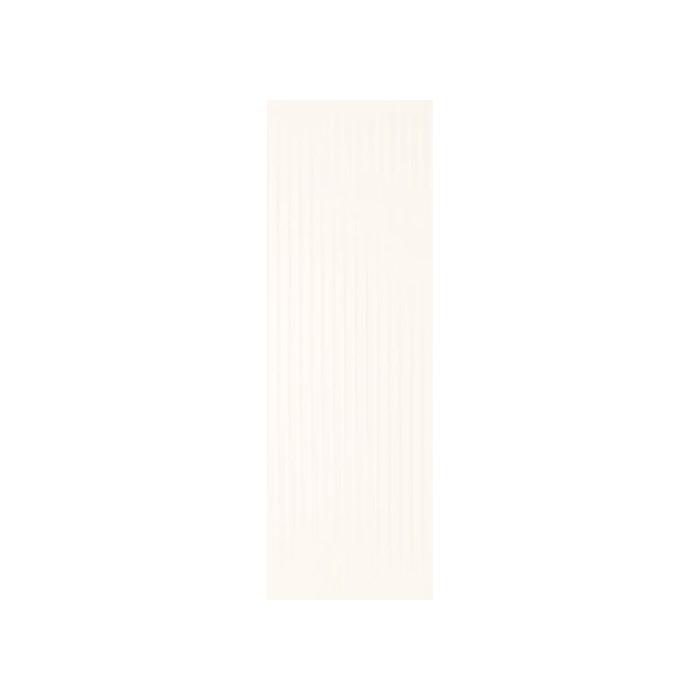 Cold Princess White Ściana Struktura Rekt. 39.8x119.8