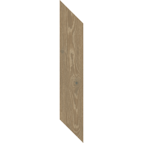Heartwood Toffee Chevron Lewy  9.8x59.8