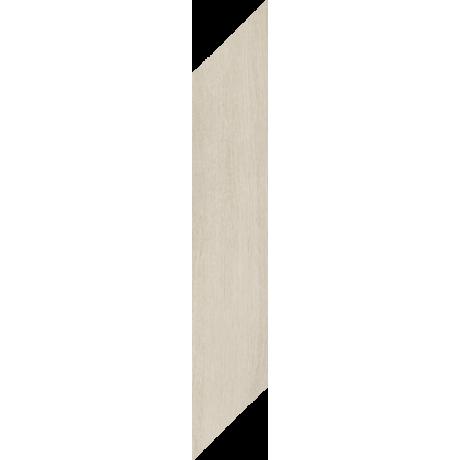 Heartwood Crema Chevron Prawy 9.8x59.8