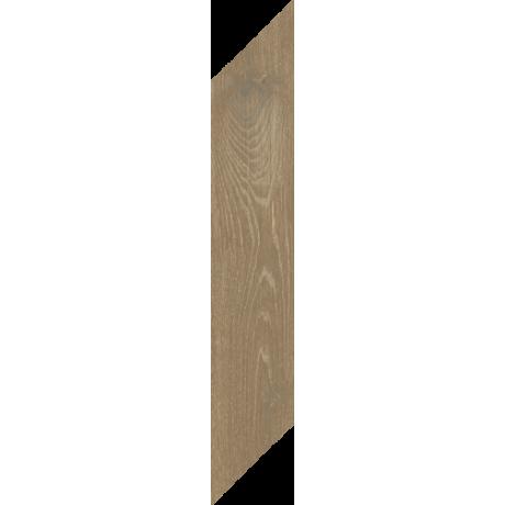Heartwood Toffee Chevron Prawy 9.8x59.8