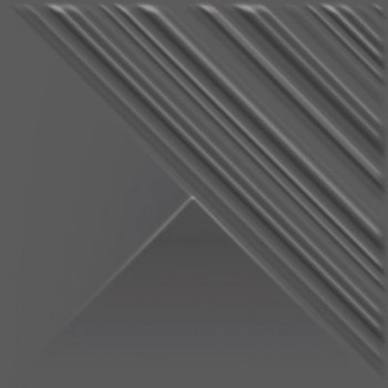 Ray Grafit Ściana Struktura Mat 19.8x19.8