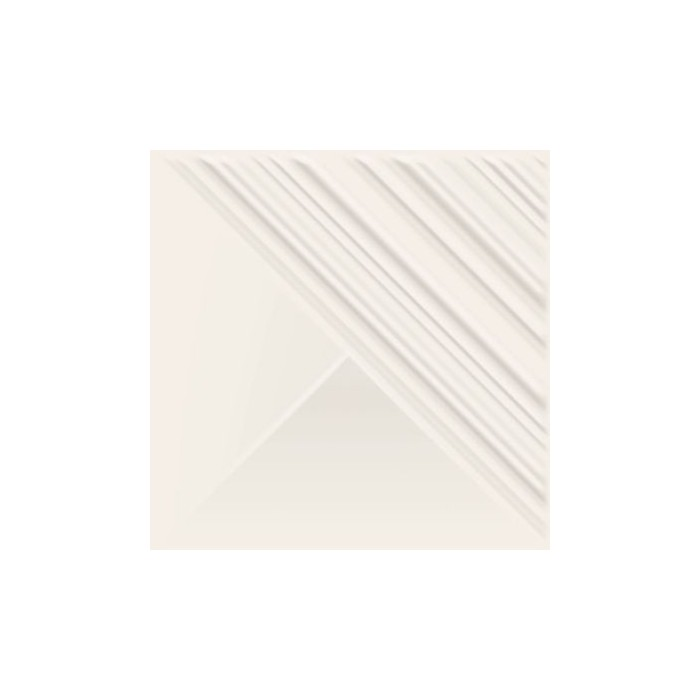 Ray Bianco Ściana Struktura Mat 19.8x19.8