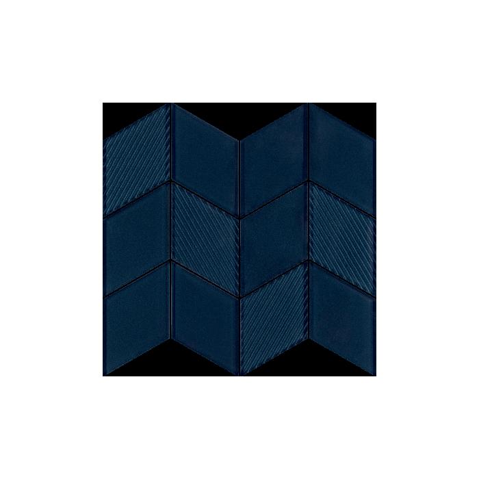 Uniwersalna Mozaika Szklana Sky Romb 20.5x23.8