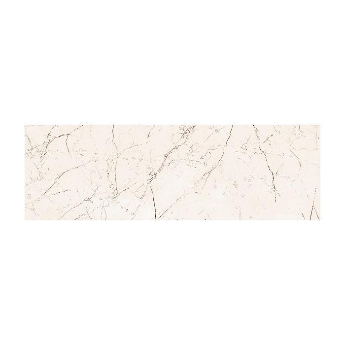 Alcamo White Satin  24x74