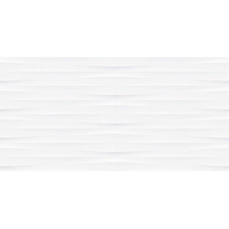 Ribero White Structure Satin Rect 29,8x59,8