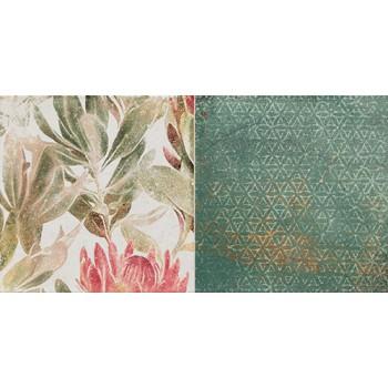 Margot flower B 30,8x60,8...