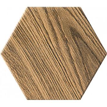 Burano wood hex 11x12,5 Gat.1