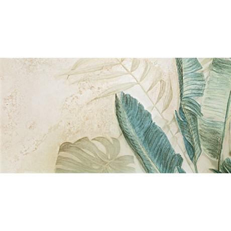 Alabaster Shine leaves A 119,8x59,8 Gat.1Element 3